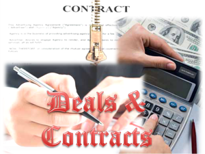 Deals Contracts1