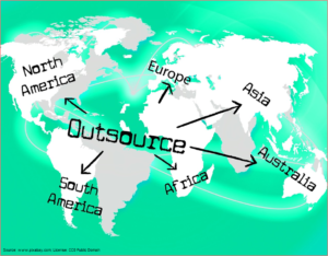 OUTSOURCE CONTINENTS