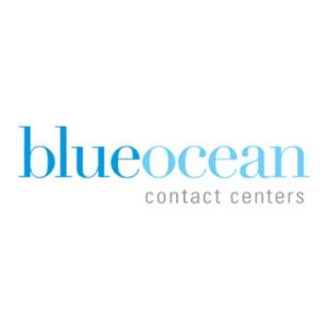 Blue Ocean Contact Center logo